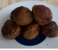 Banana Flower and Sweet Potato Balls